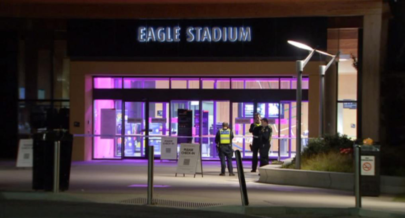 Teen fatally stabbed in 'shocking' attack at Melbourne stadium