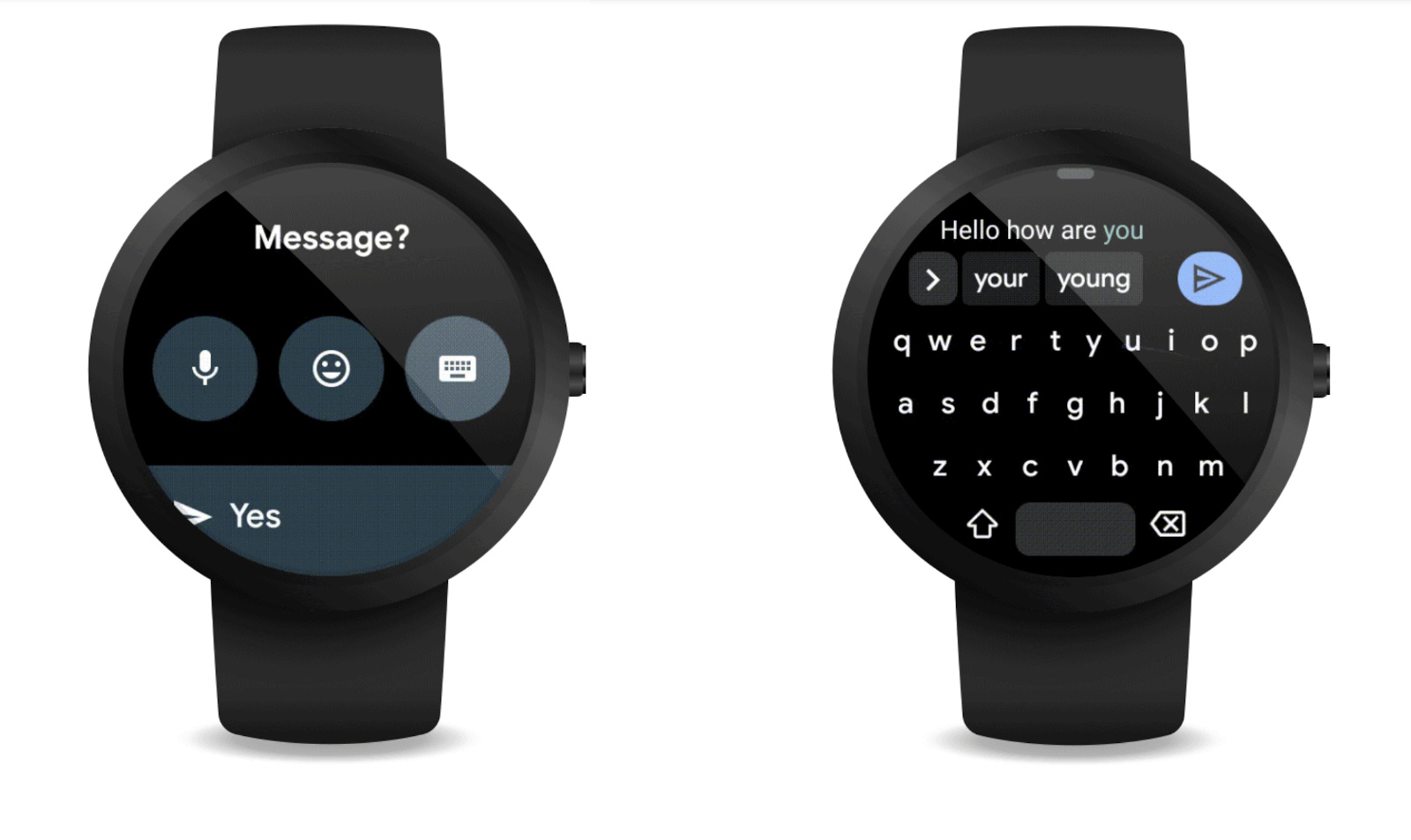 Gboard for Wear OS