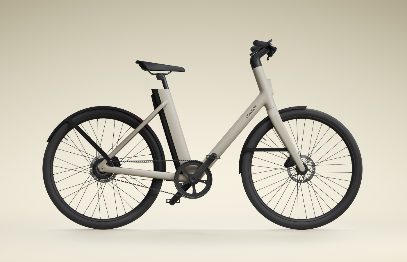 Cowboy 4 electric bike launches with a step-through model - Engadget
