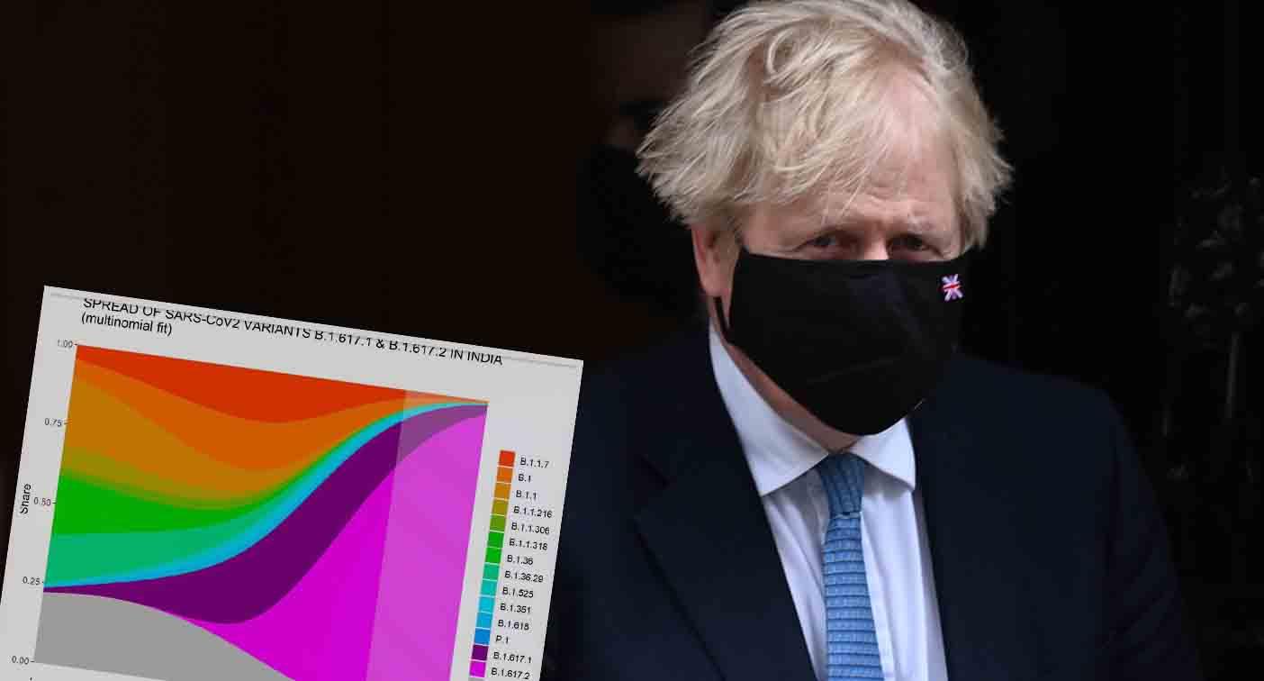 Coronavirus fight takes worrying turn in UK