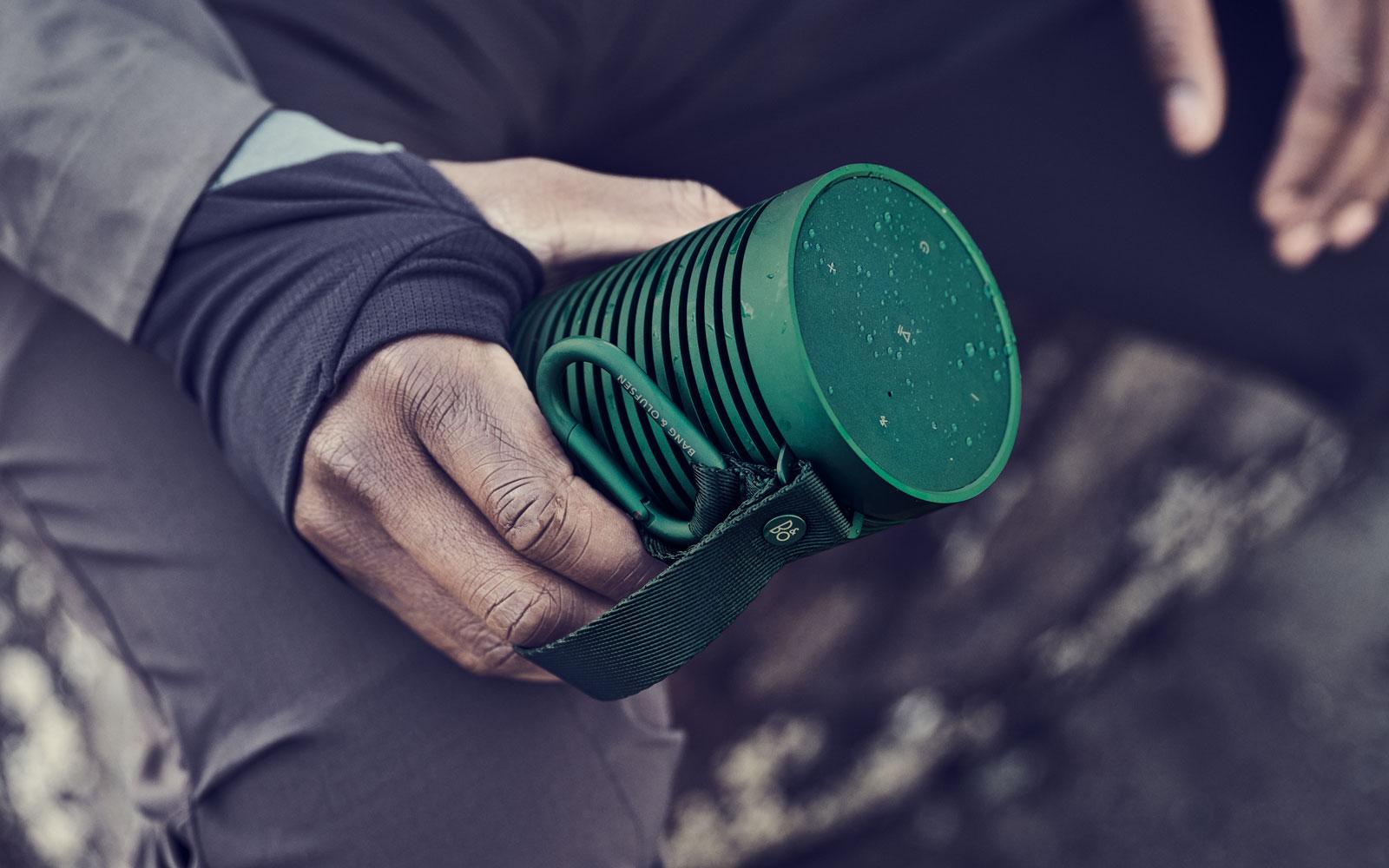 Bang & Olufsen'in en yeni hoparlörü su geçirmezdir ve alüminyumdan yapılmıştır | Engadget