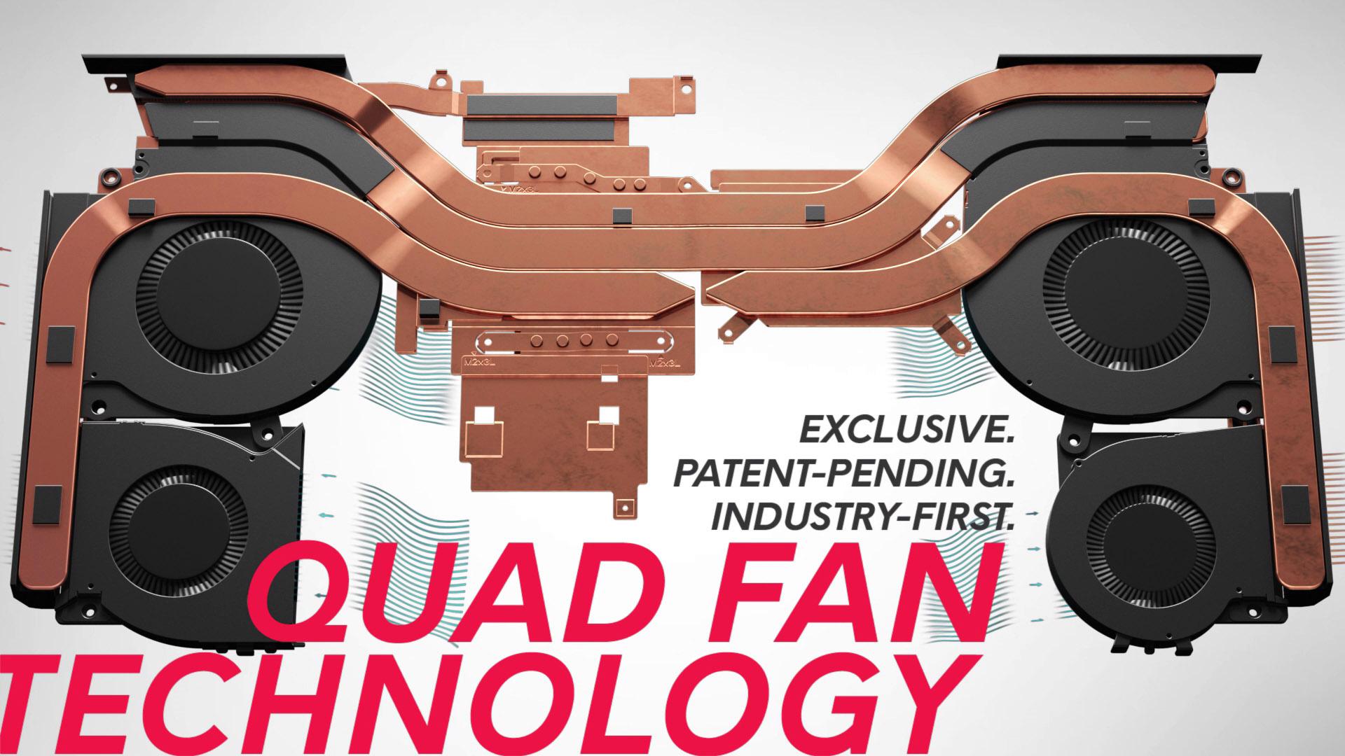 Dell Quad Fan