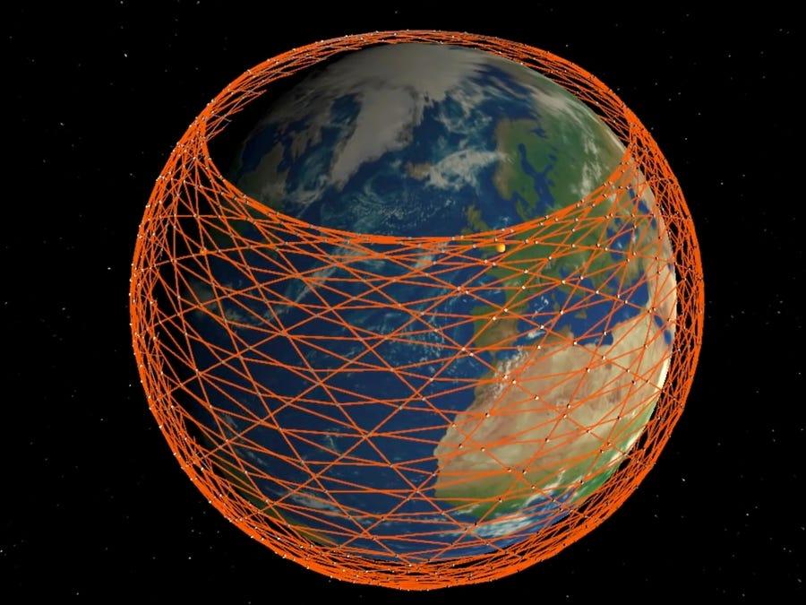 Starlink Orbit