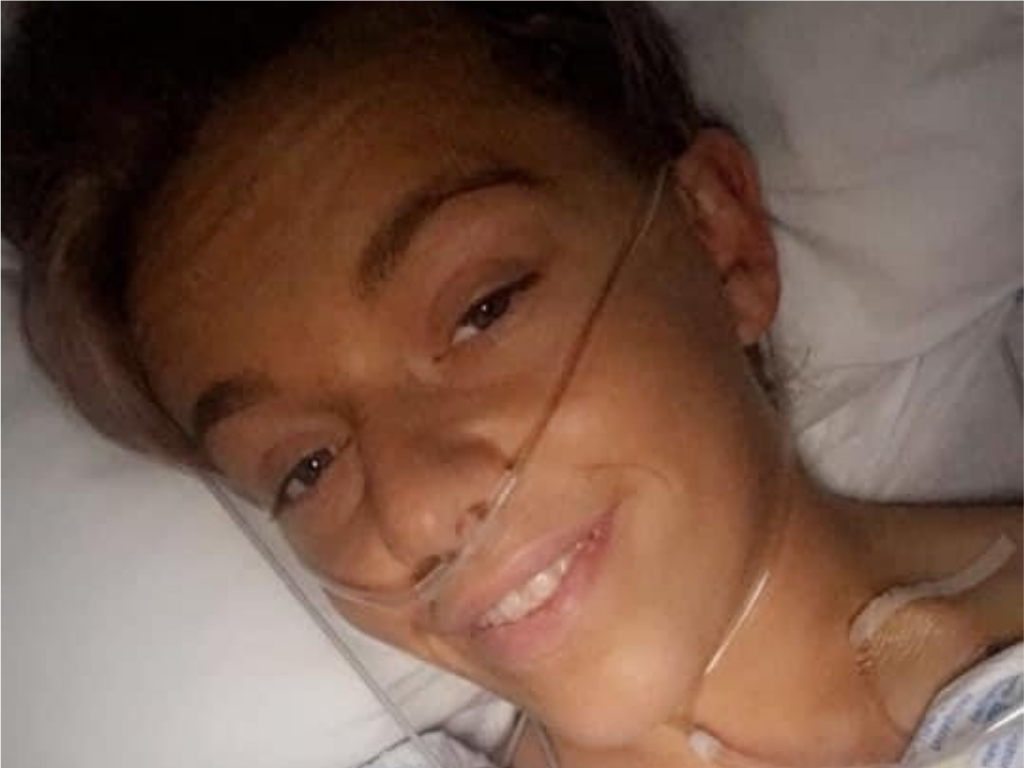Nurses gave teen a health check to reassure him. But the results were 'strange'
