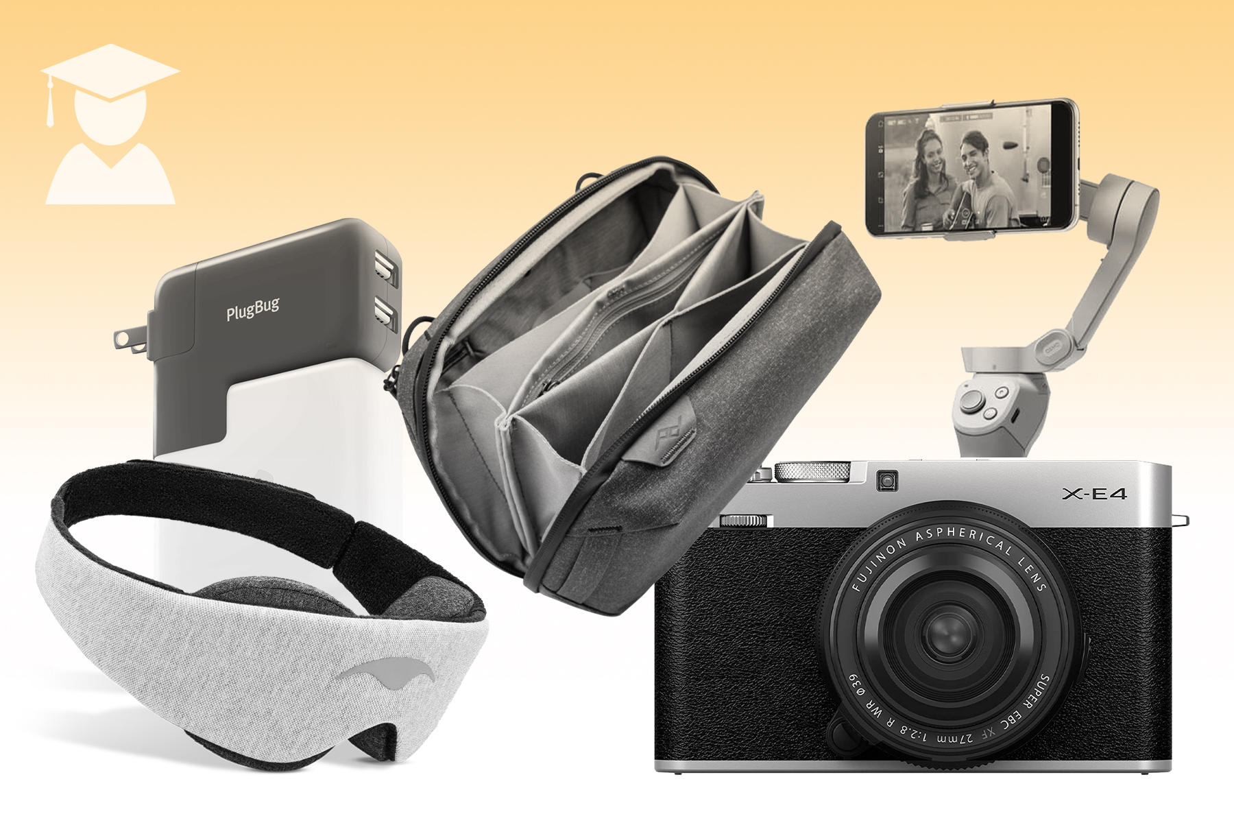 The best travel gear for graduates
