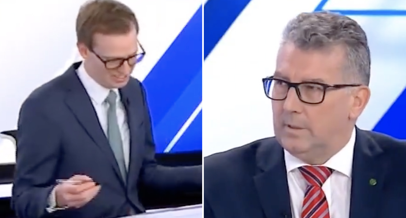 Minister refuses to answer 'basic' question in bizarre interview
