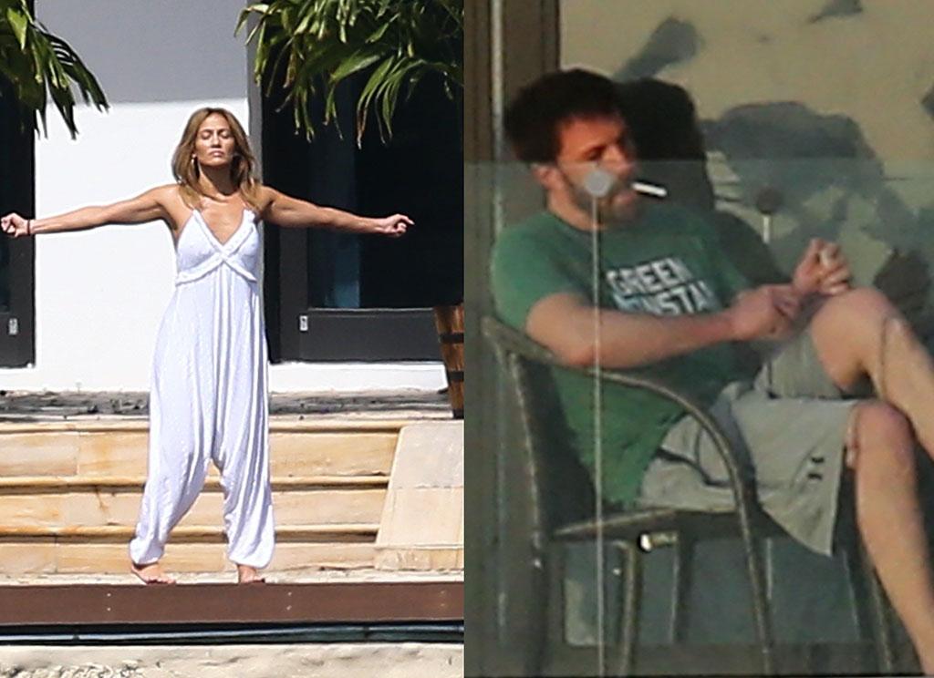 Has dated who ben affleck Jennifer Lopez
