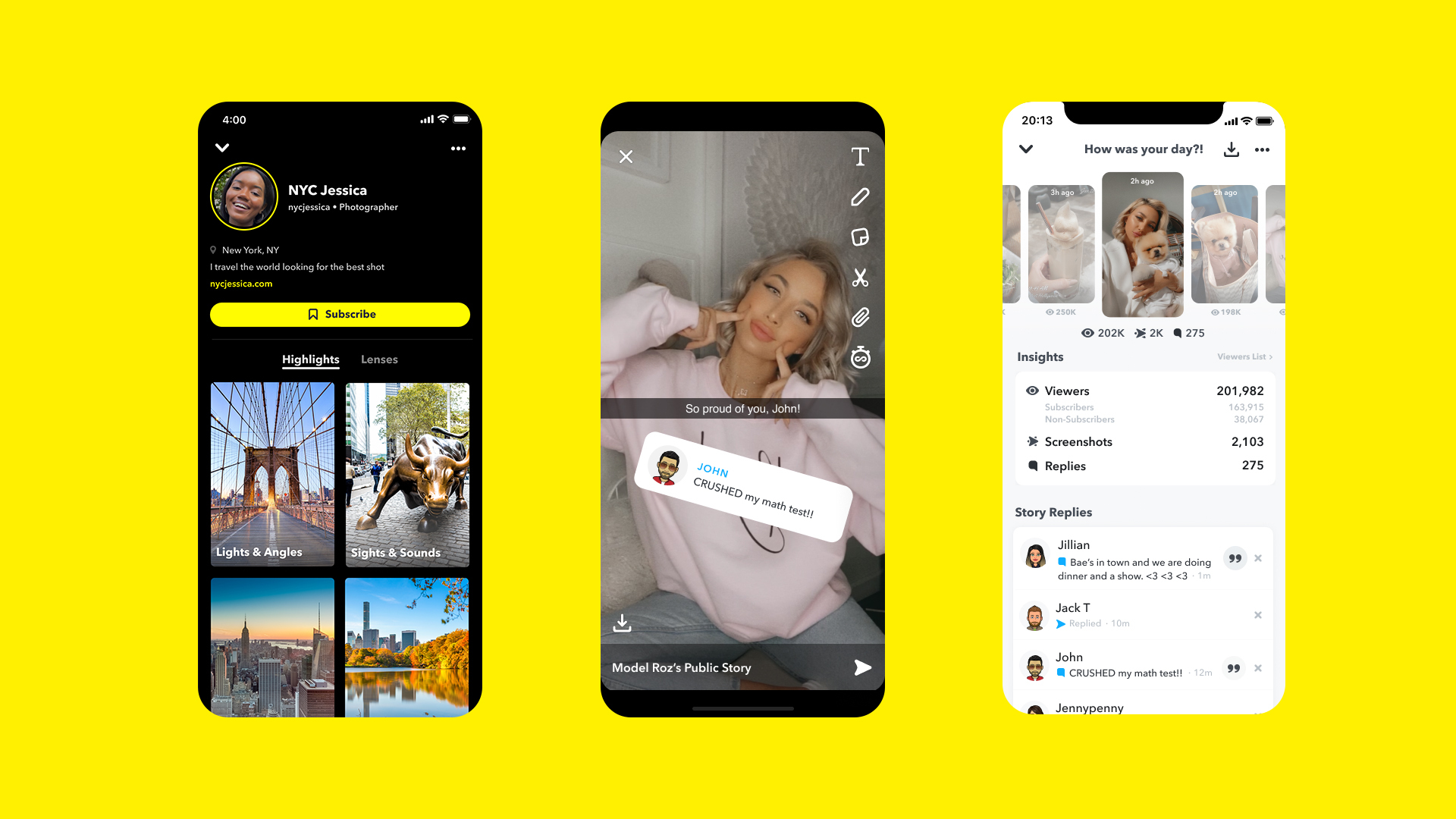 Snapchat's new marketplace puts creators in front of brands | Engadget