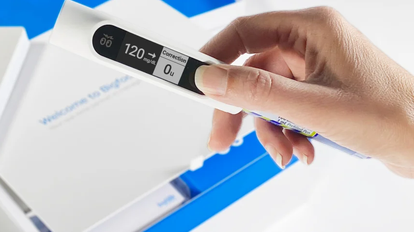 FDA approves the first smart insulin pen cap to help with dosing