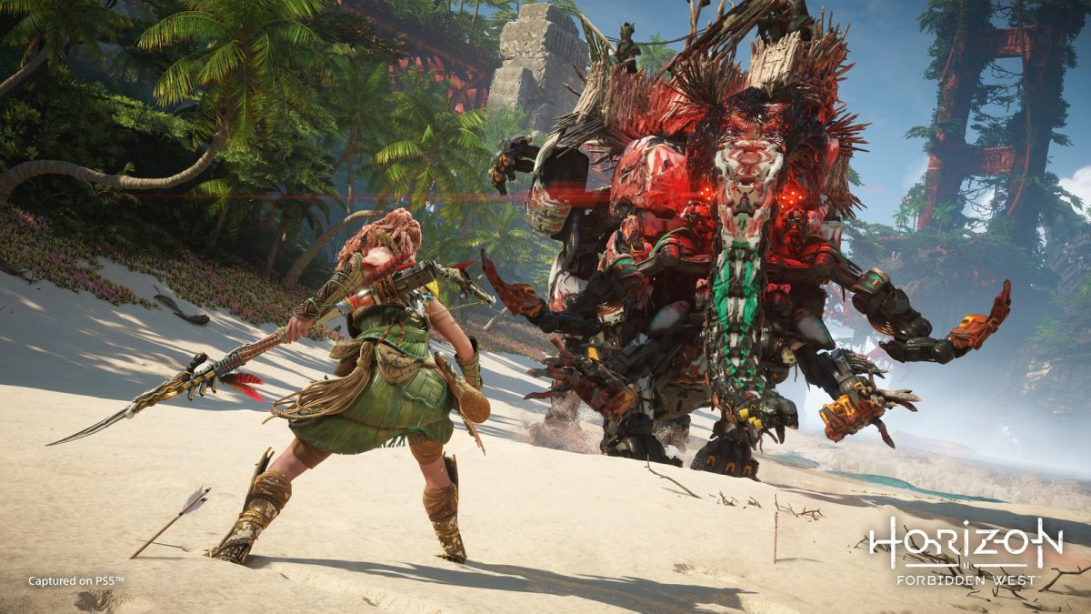 The Morning After: We can finally see 'Horizon Forbidden West' running on the PS5 – Yahoo News Australia