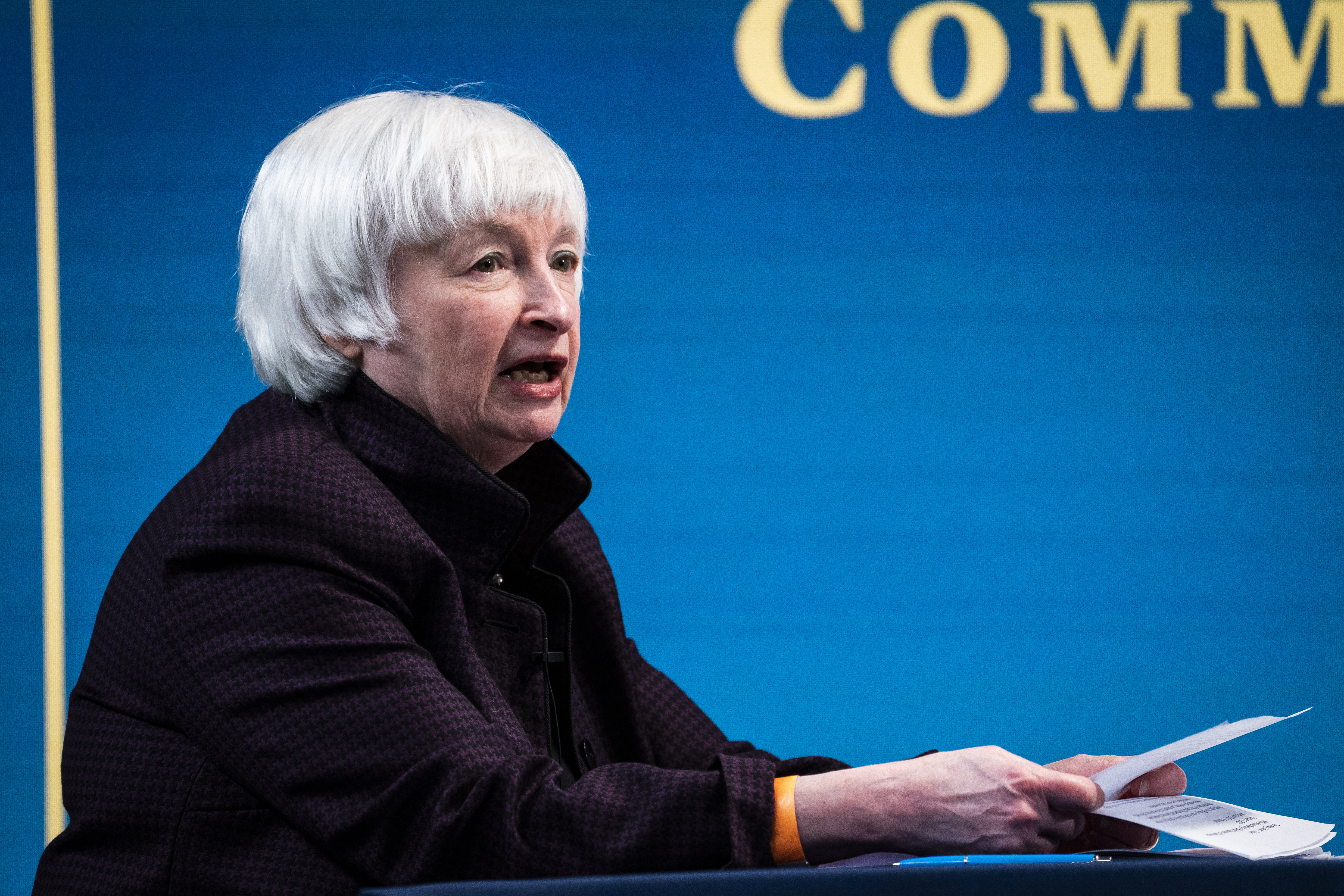Treasury Secretary Janet Yellen calls estimated $7 trillion tax gap 'shocking and distressing'