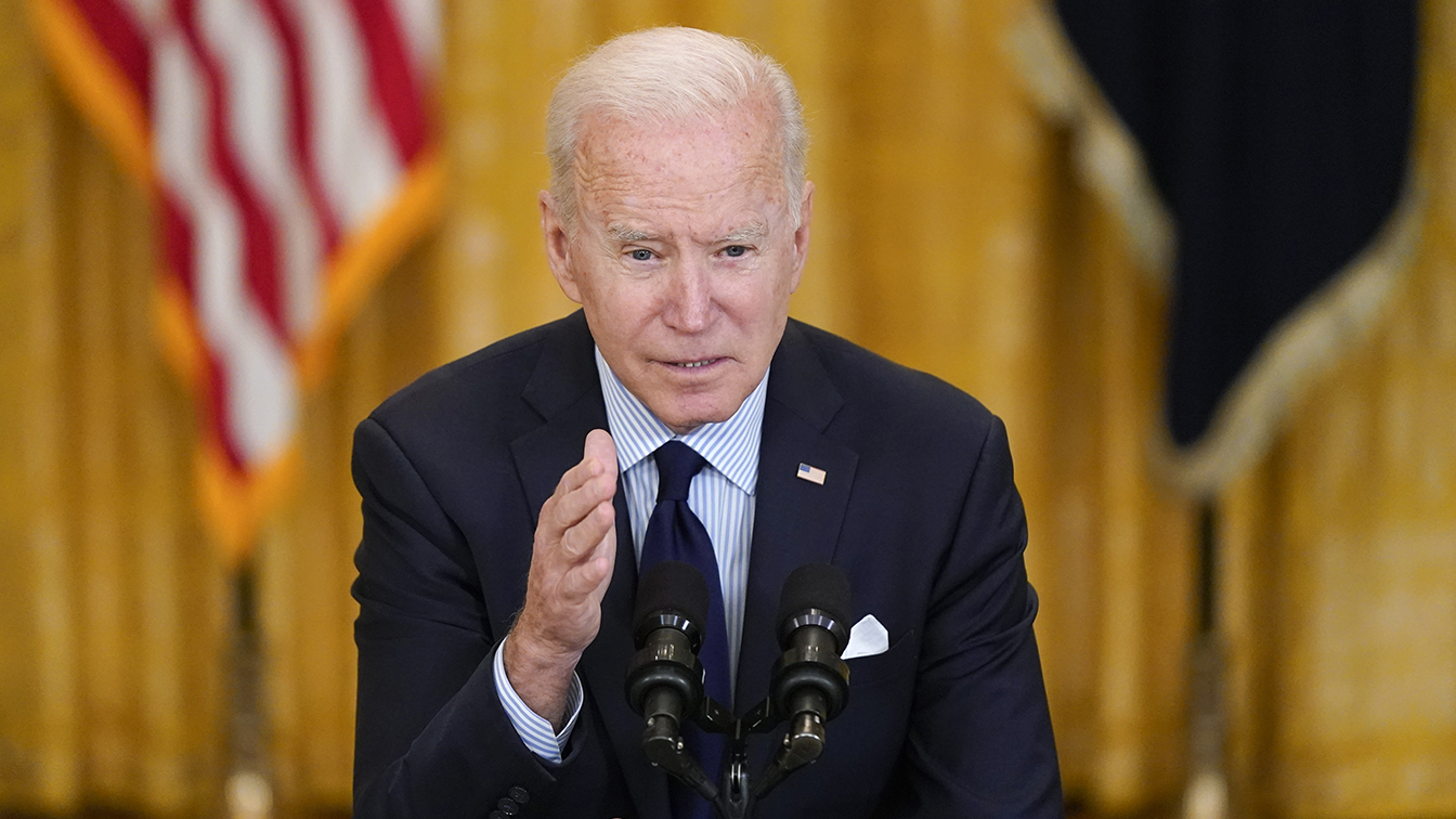 Biden defends unemployment extension while Republicans blame it for poor jobs numbers