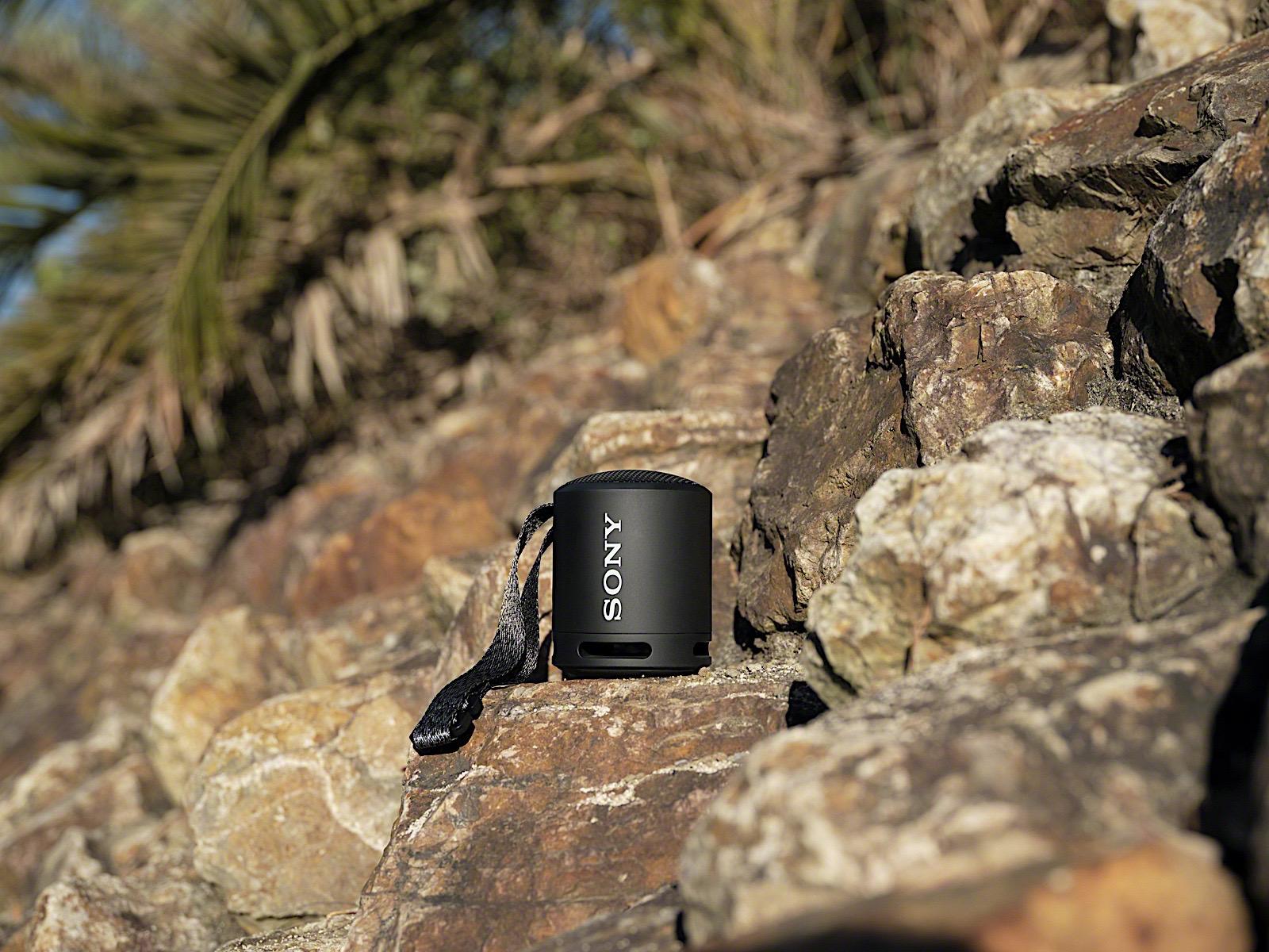 <p>Sony SRS-XB13 speaker</p>