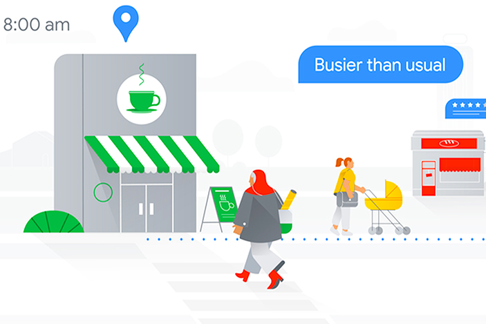 Google Maps improvements benefit pedestrians and drivers alike