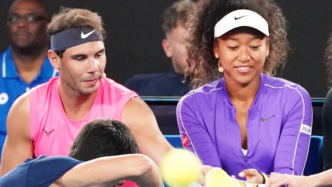 Tennis world erupts over Rafael Nadal and Naomi Osaka news