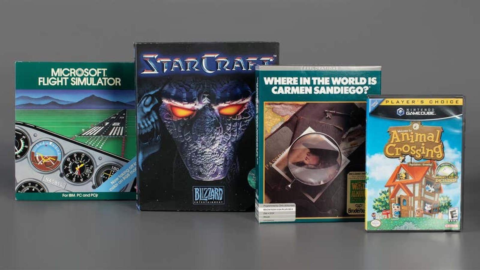 'Animal Crossing' and 'StarCraft' join the Video Game Hall of Fame | Engadget