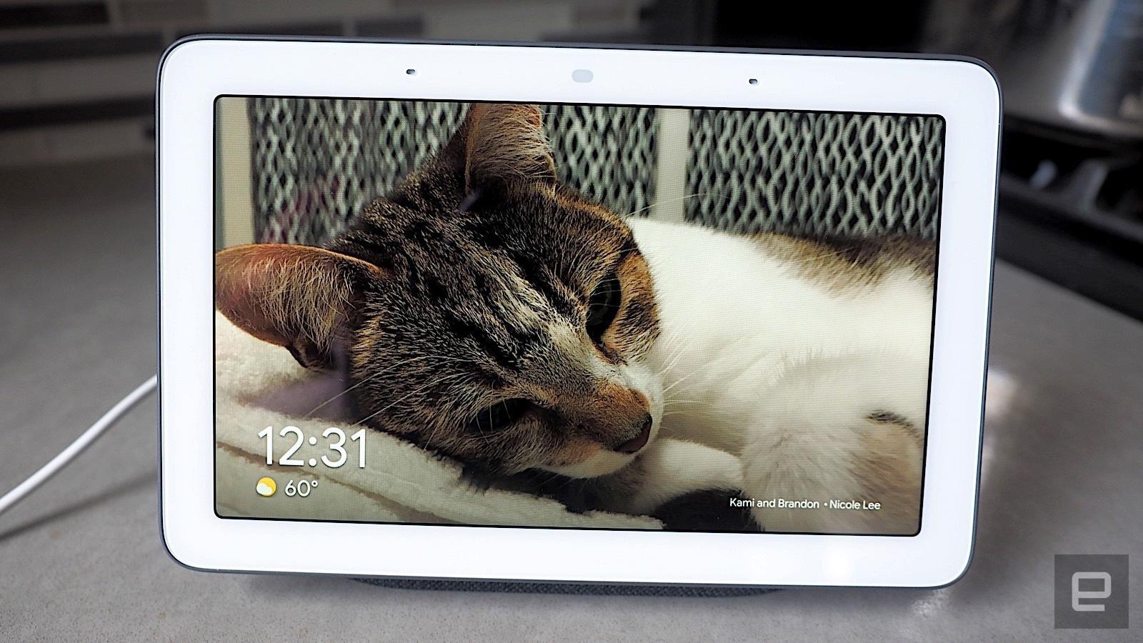 Google's Fuchsia OS debuts on the original Nest Hub | Engadget