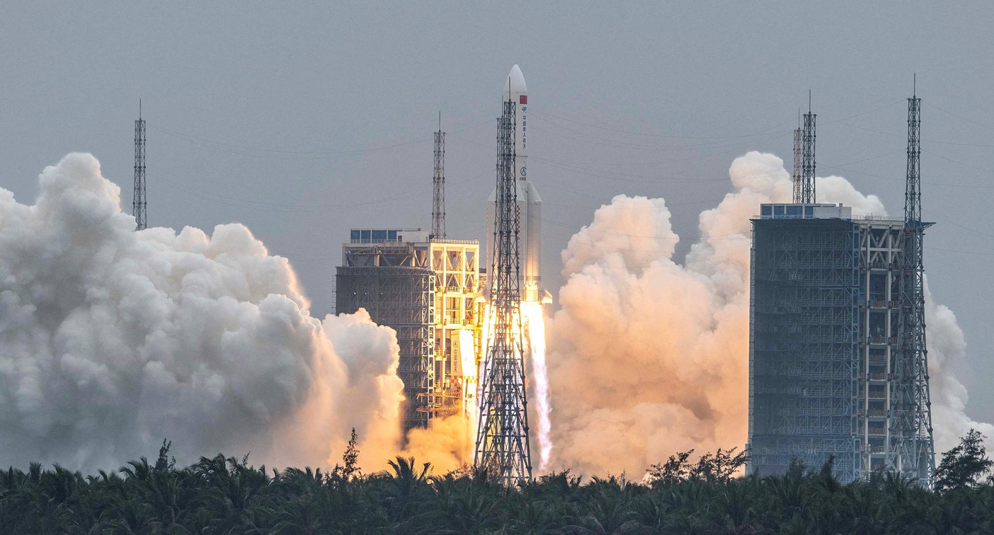 'Not good': Fears Chinese rocket will fall onto populated area – Yahoo News Australia