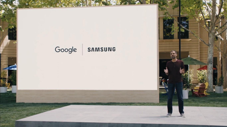 Google I/O Wear OS Tizen Samsung