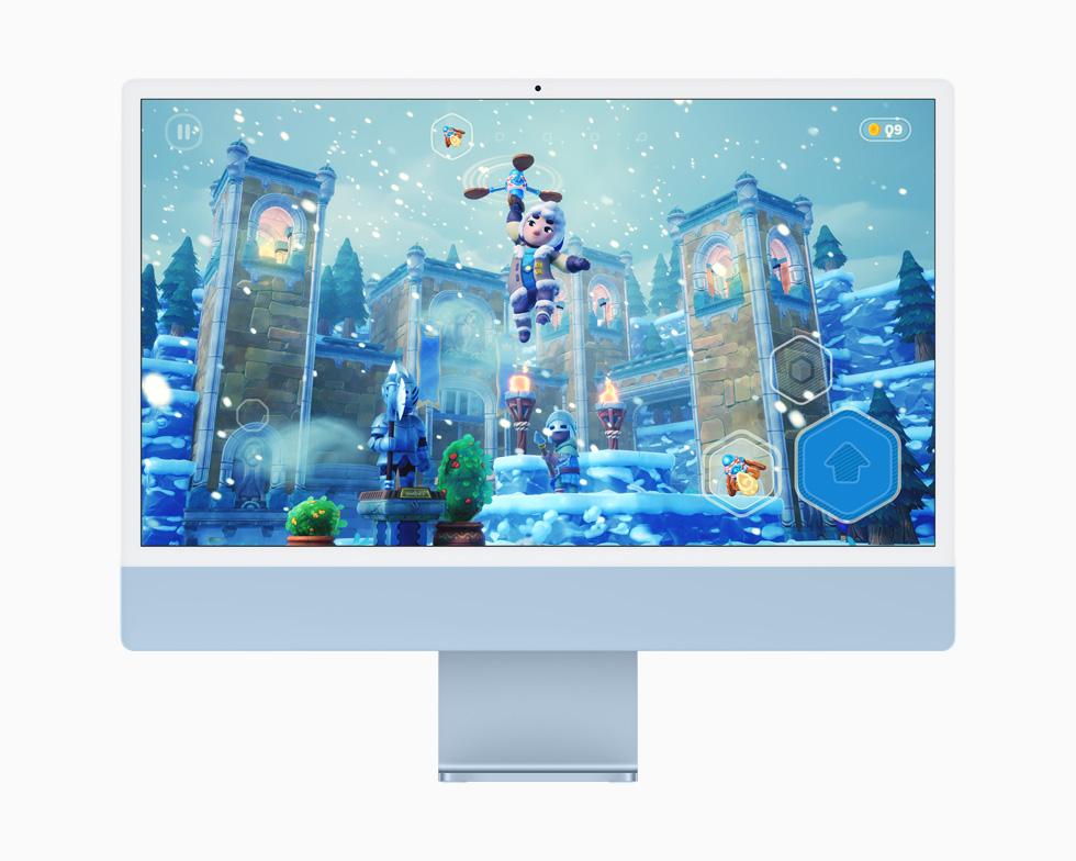 iMac (2021) image