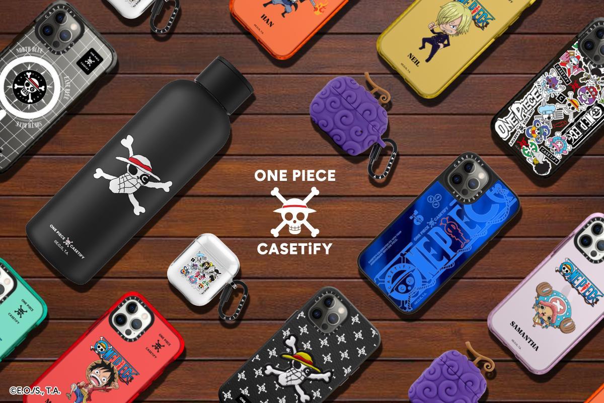 Casetify x One Piece
