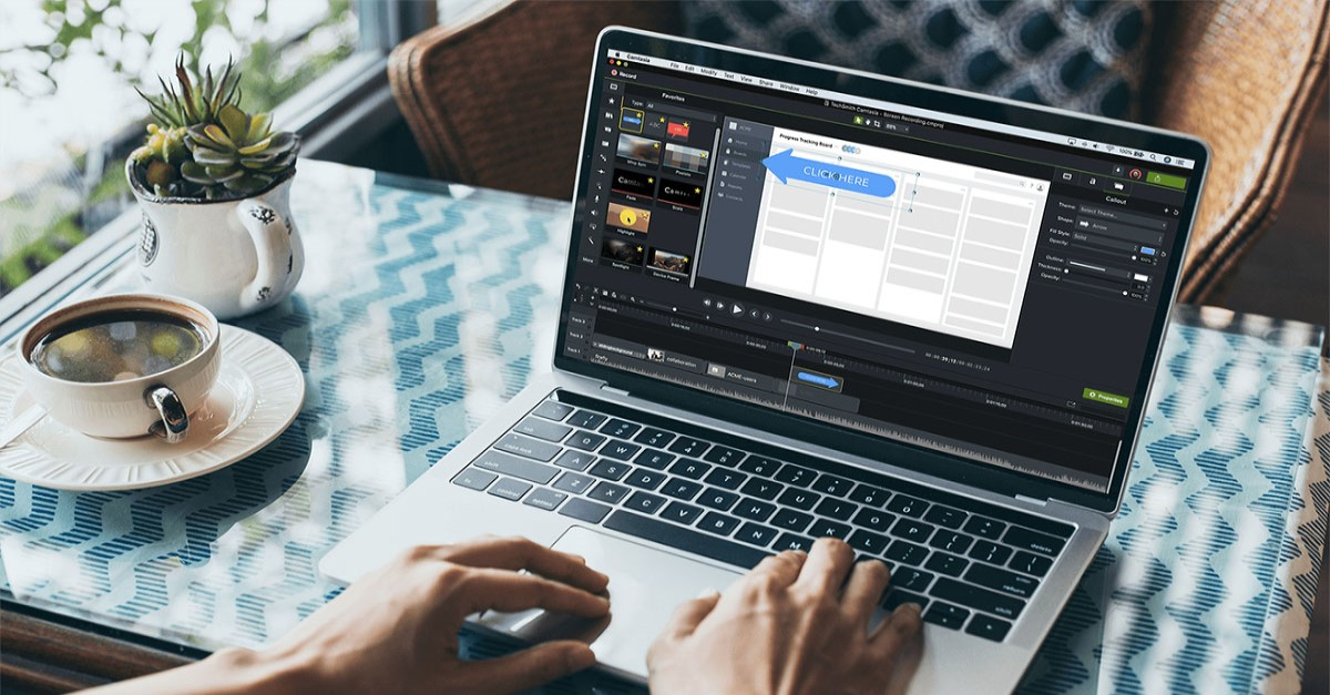 Edit videos with no prior experience using Camtasia   Engadget