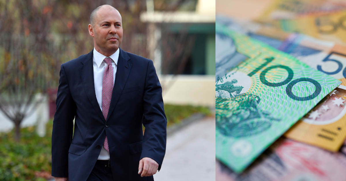 $14,040 over four years: Tax cuts at centre of Frydenberg's Budget