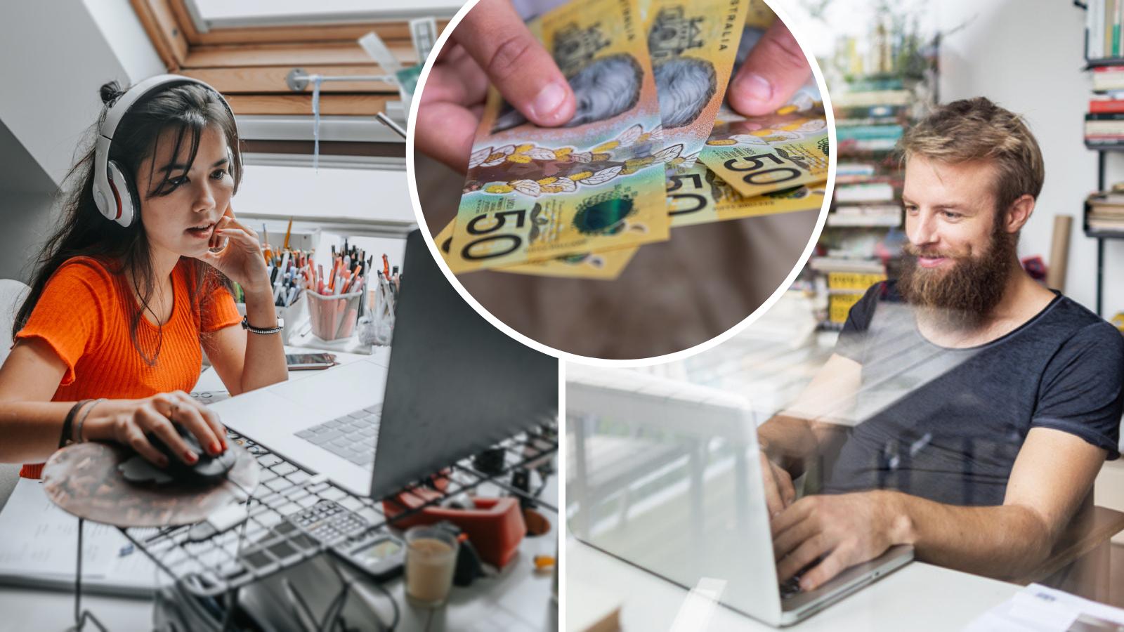 $650 per job: Australia's best-paying side hustles revealed