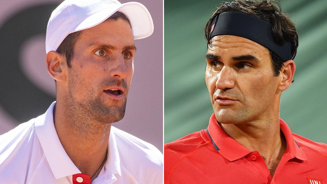 Novak Djokovic coach's massive confession about Roger Federer