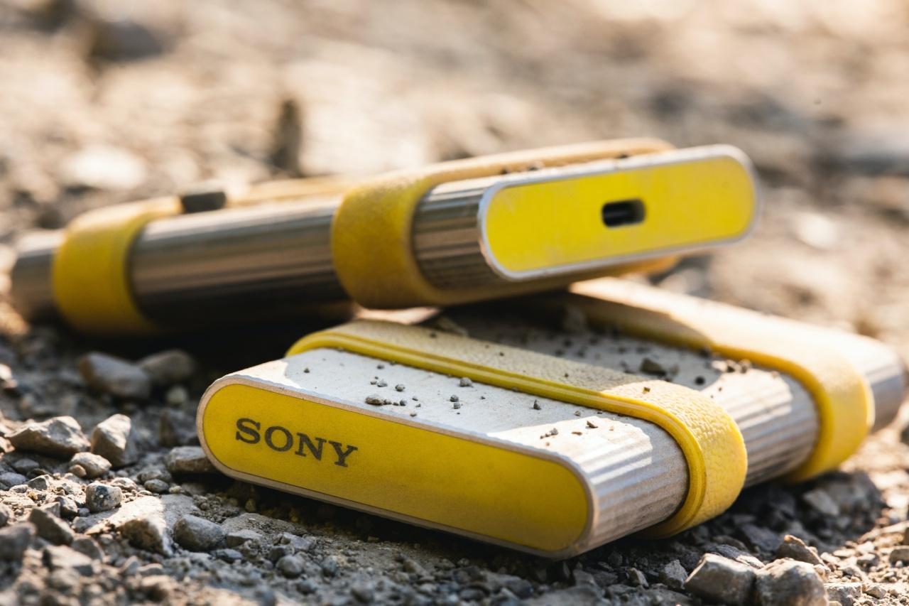 SONY SSD SL-M series