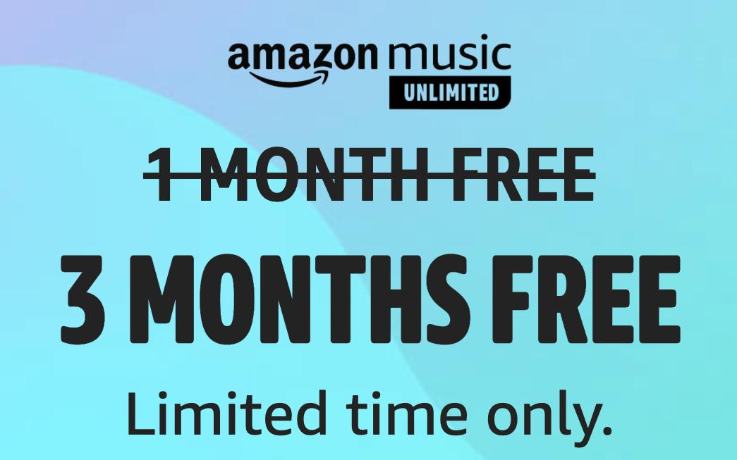 Amazon Prime Day 2021 Amazon Music