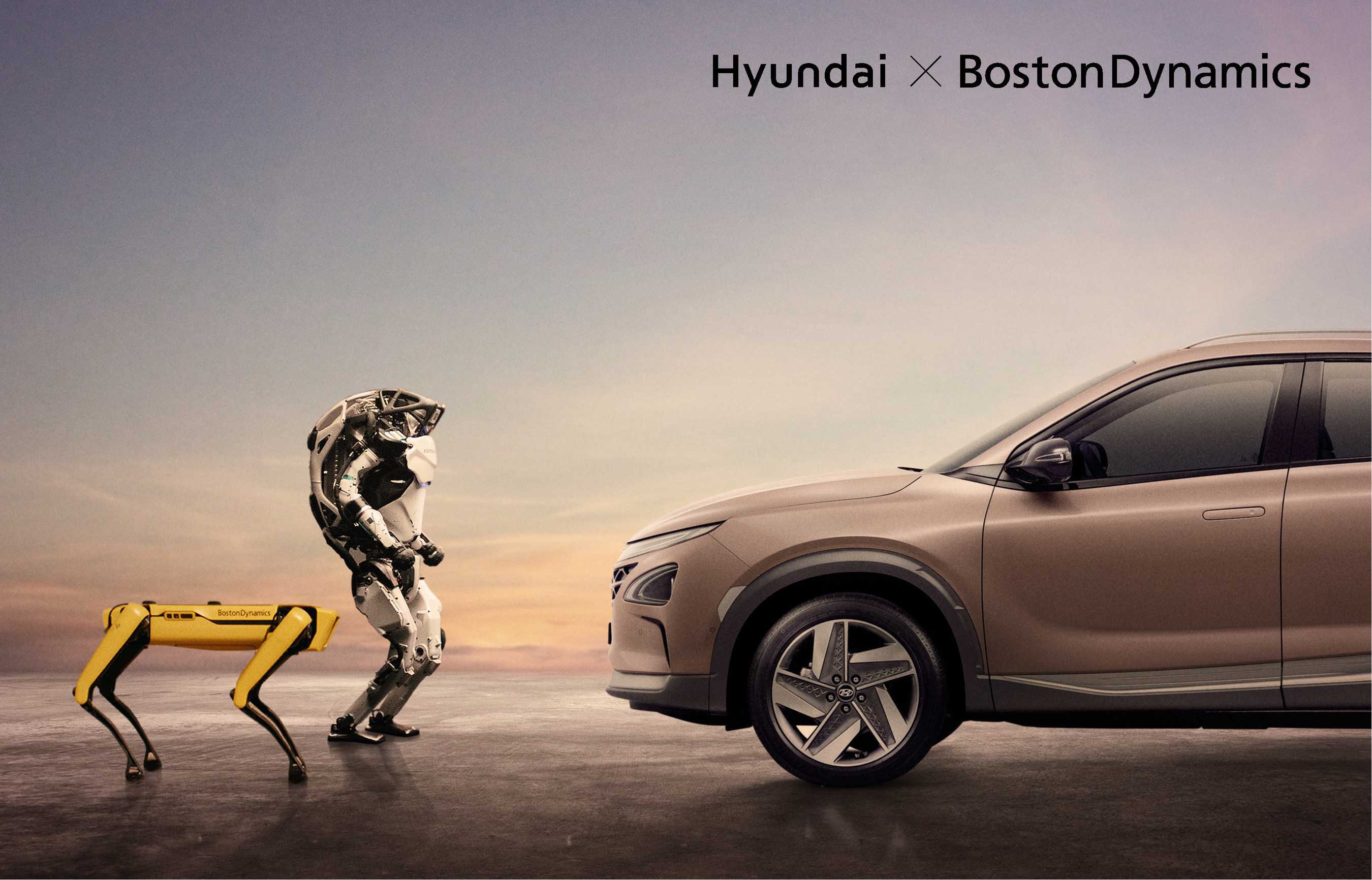Hyundai now owns robot dog maker Boston Dynamics | Engadget