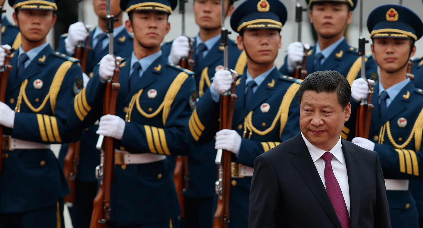 'Seriously concerned': World leaders issue dramatic call to China