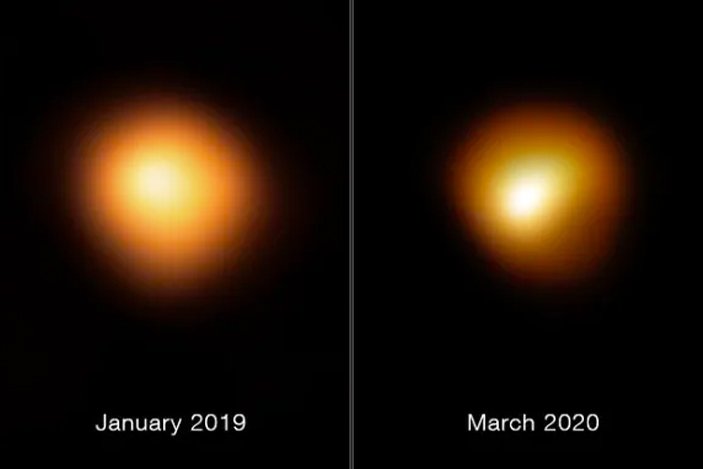 The 'Great Dimming' of Betelgeuse was caused by star gases