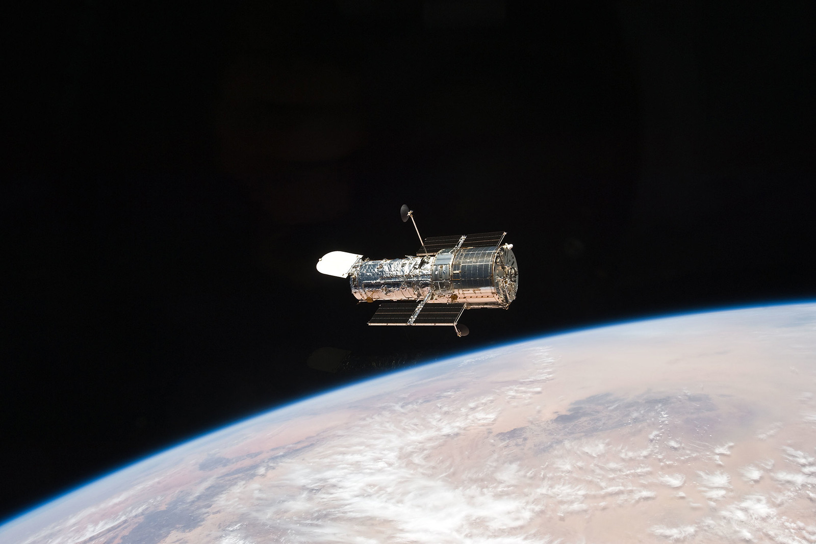 NASA struggles to fix a Hubble Space Telescope computer glitch | Engadget