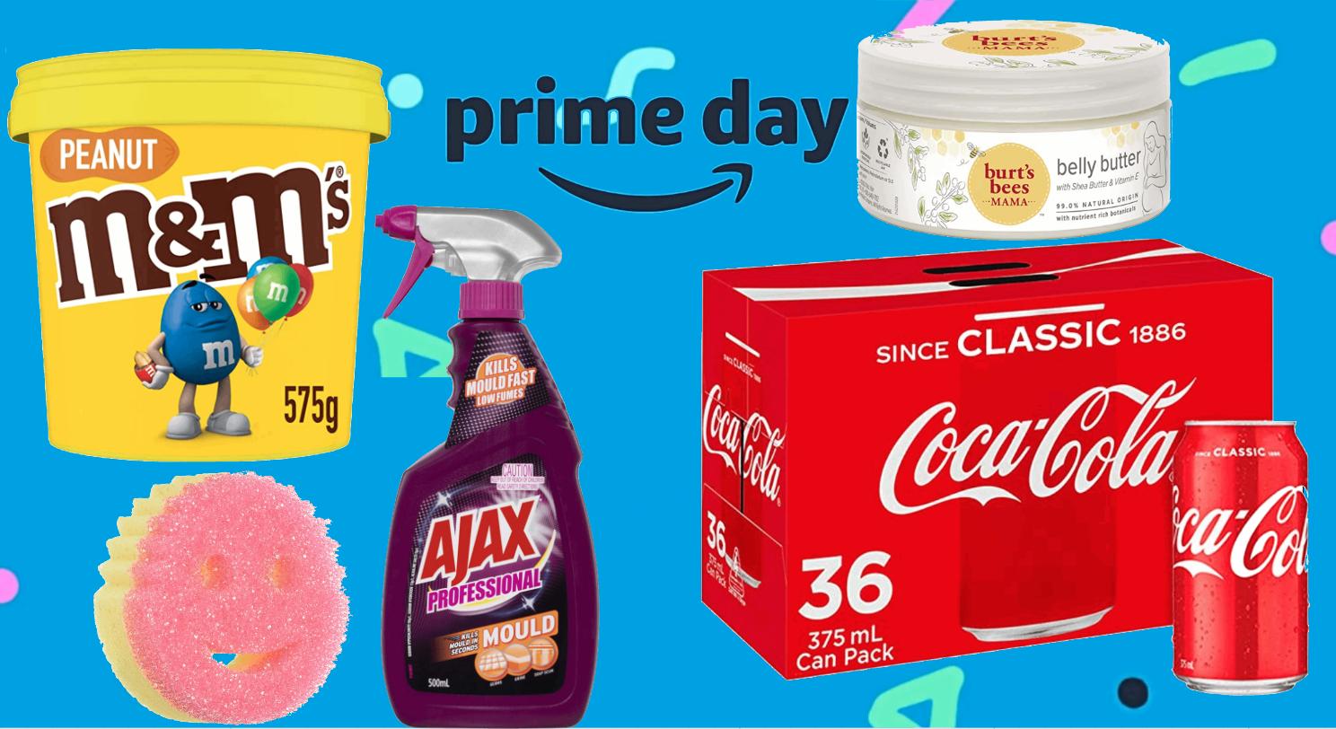 Amazon Prime Day 2021: 30 Everyday essentials on sale today