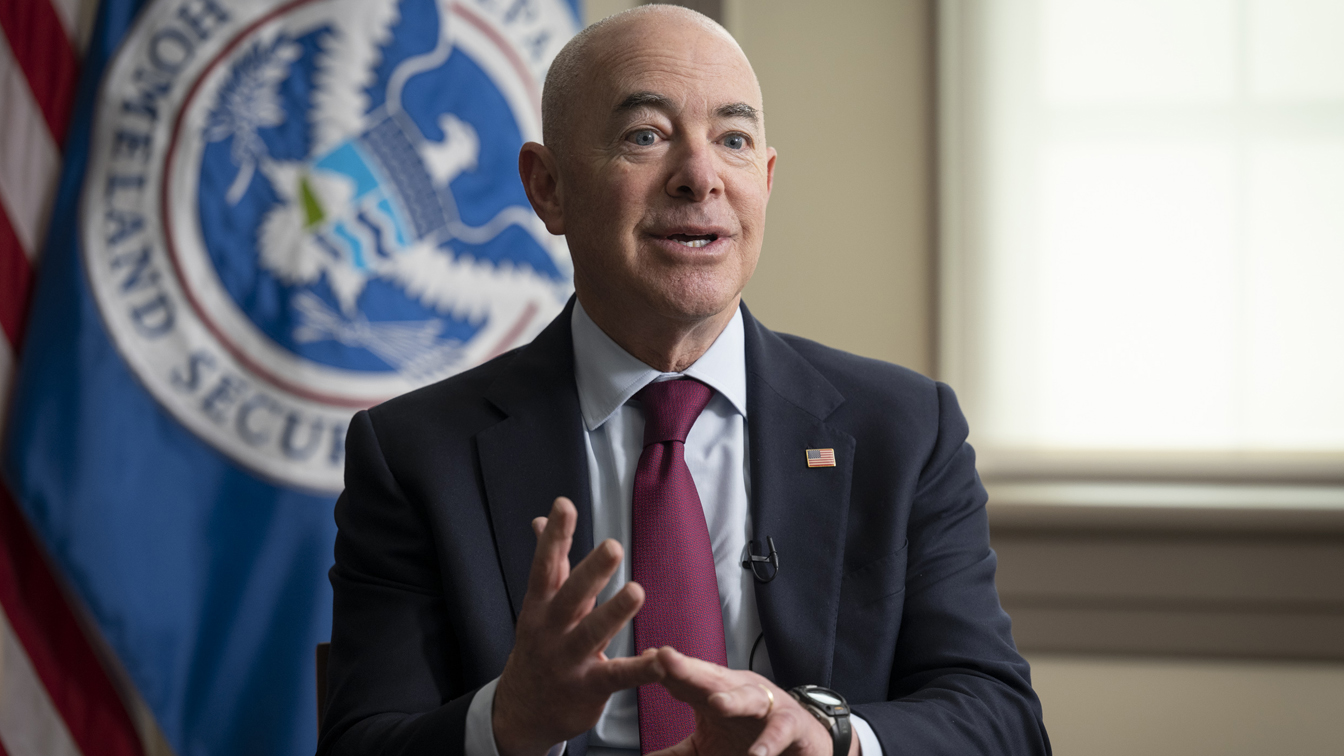 'The most significant terrorism-related threat': DHS secretary says domestic extremists now more a danger to U.S. than foreign terrorist groups