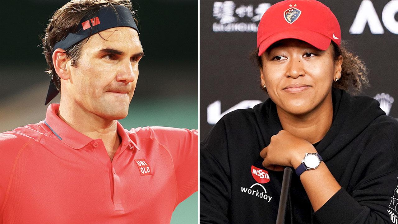 Ugly Naomi Osaka twist in Roger Federer's French Open withdrawal – Yahoo Sport Australia