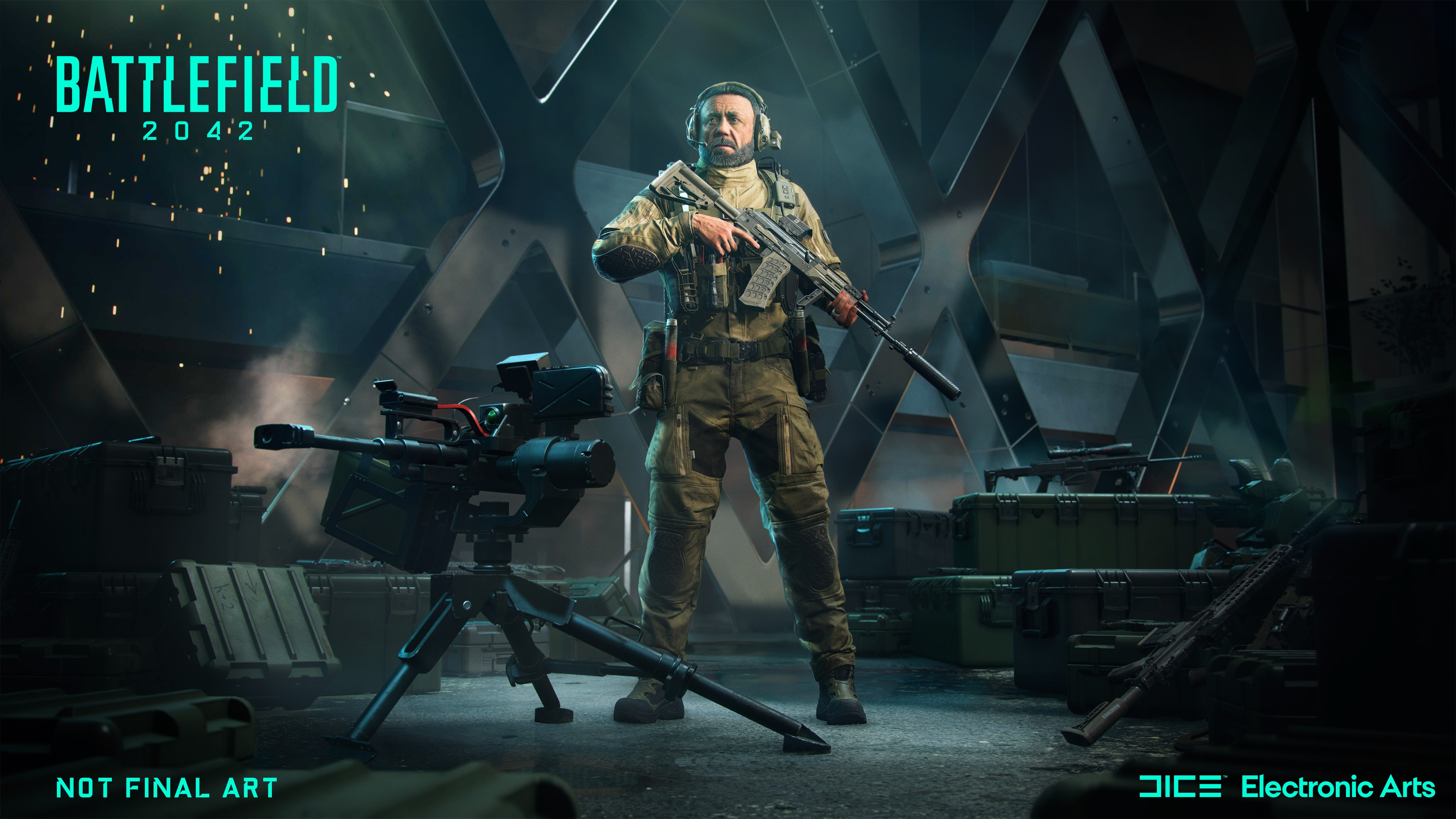 <p>Battlefield 2042 Specialists</p>