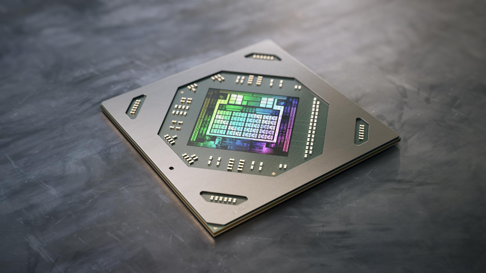 AMD RX6000M