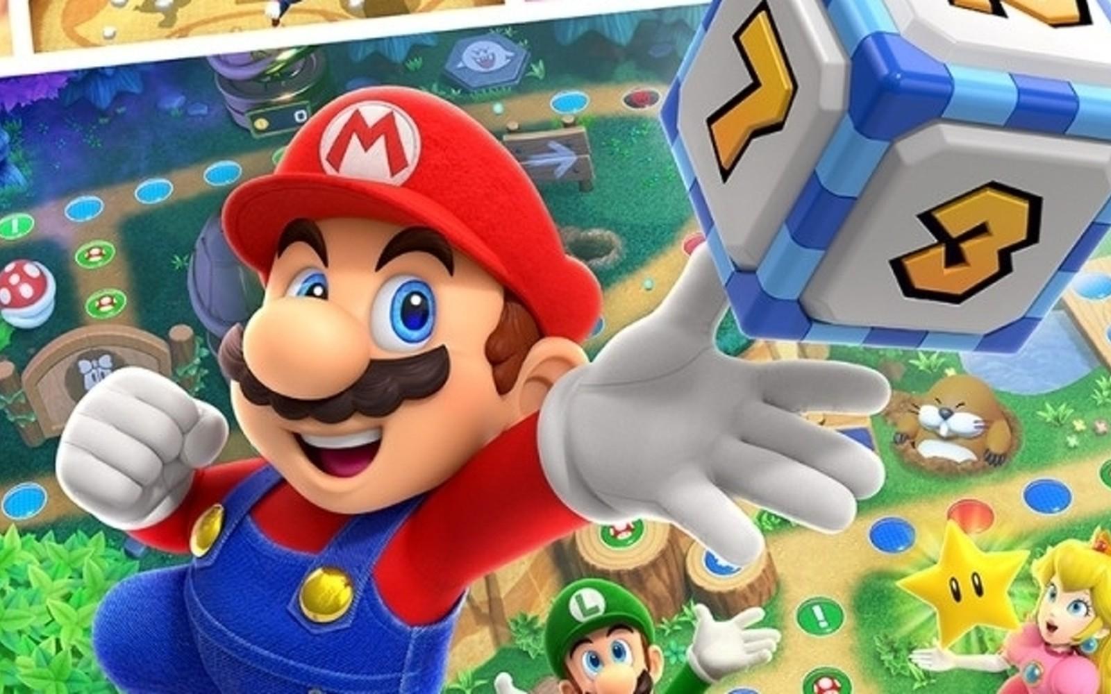 瑪利歐派對超級巨星 Mario Party Superstars