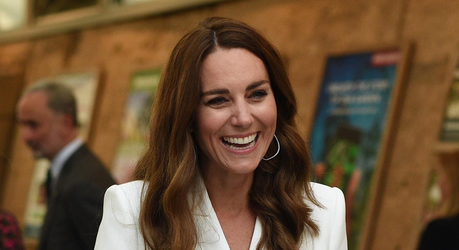 Kate Middleton wears Princess Diana's pearl bracelet to G7 dinner