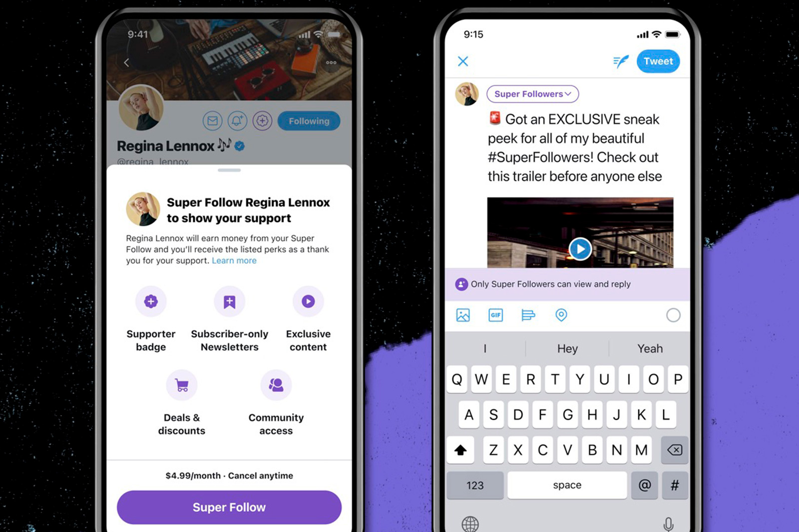 Twitter leak hints paid 'Super Follows' might be coming soon | Engadget