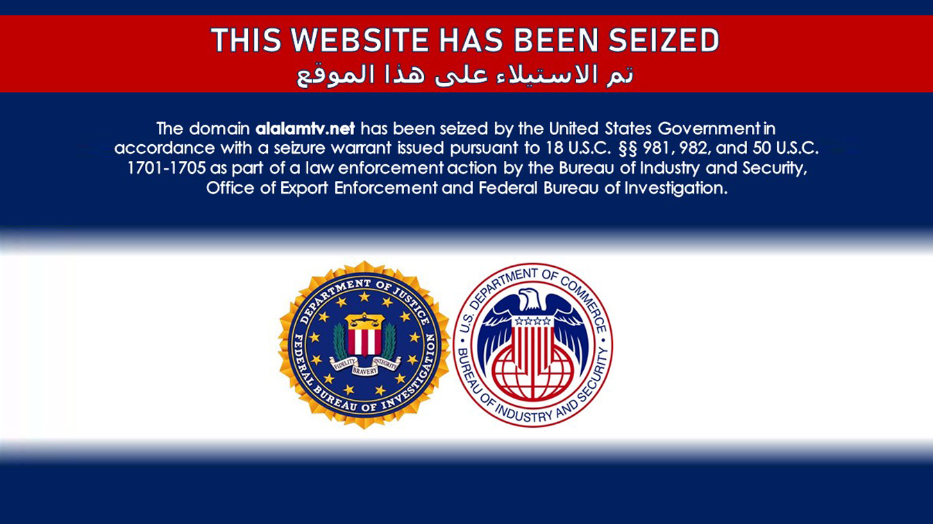 Justice Department takes over Iranian media sites in broad crackdown on disinformation – Yahoo News