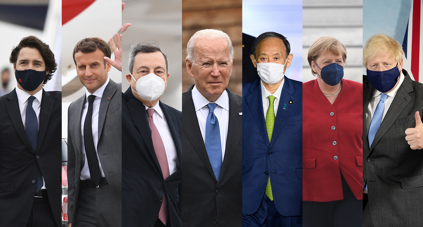 The seven world leaders who have dished out more vaccines than 201 countries combined