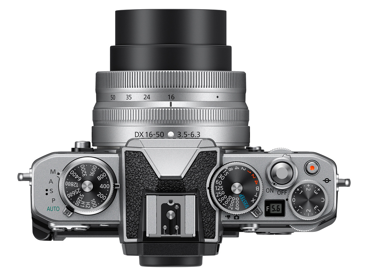 Nikon's Z fc APS-C camera recalls its 35mm film glory days