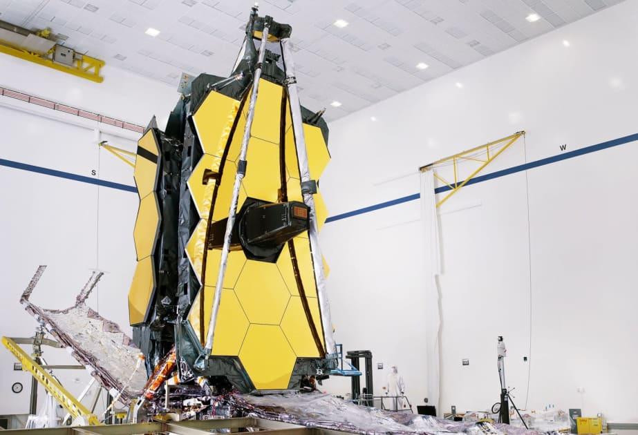 NASA delays the James Webb Space Telescope launch again