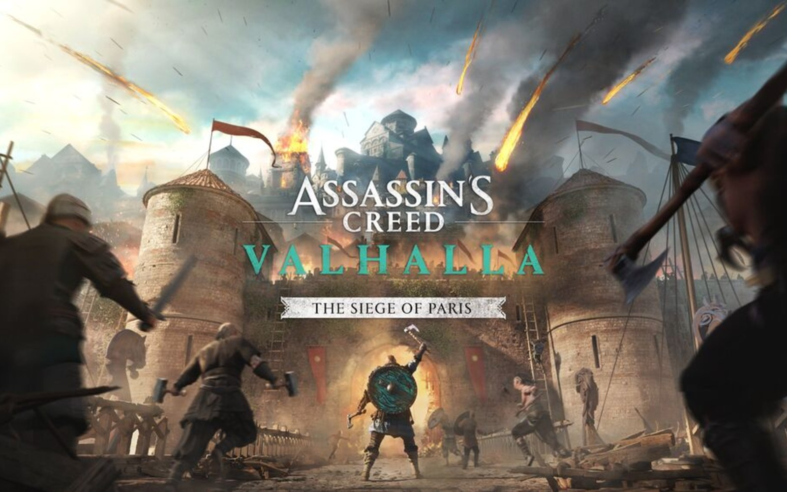 Assassin's Creed Valhalla' DLC will let you lay siege to Paris this summer  | Engadget