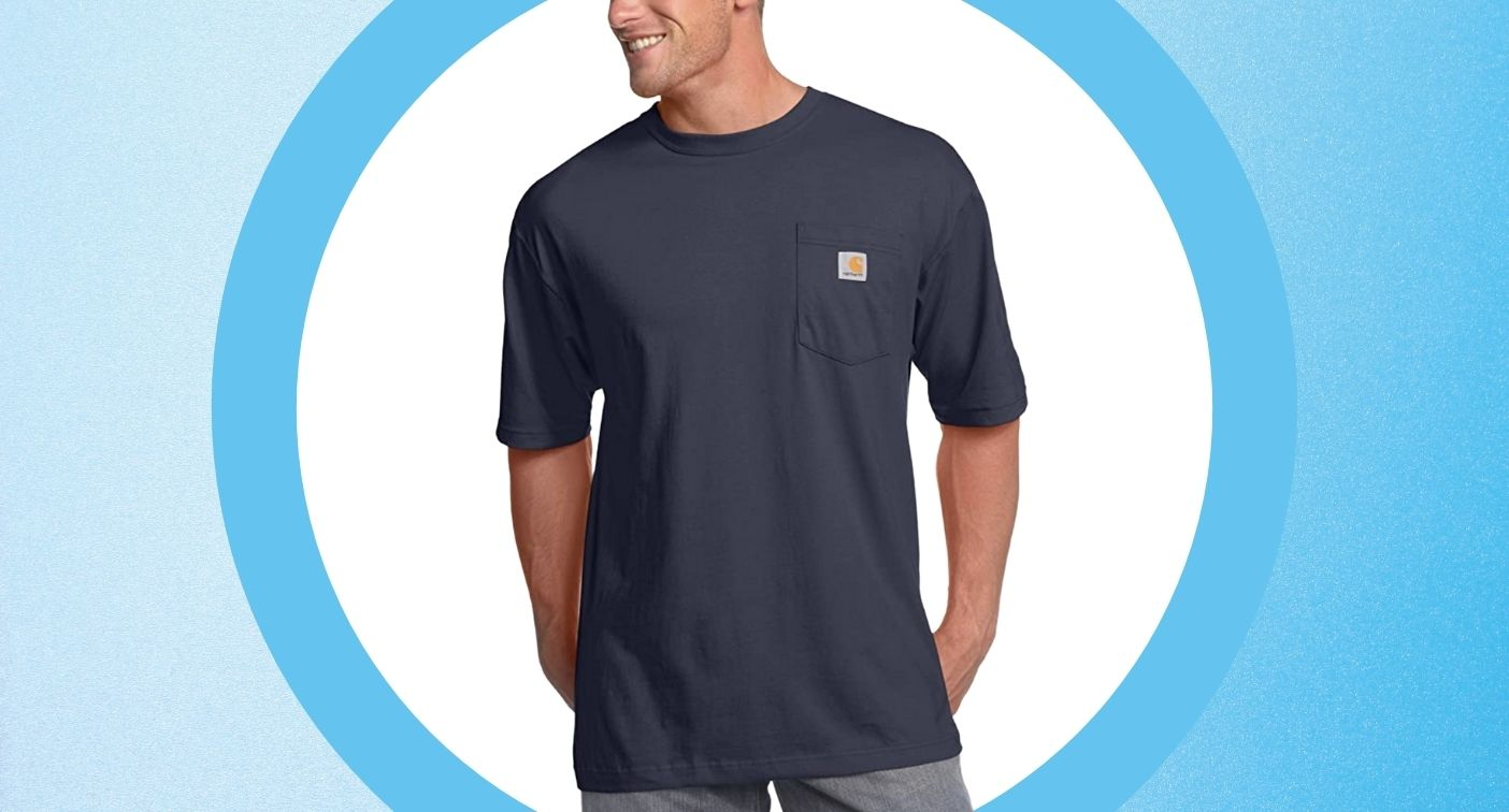These durable $26 T-shirts have more than 81,000 reviews on Amazon
