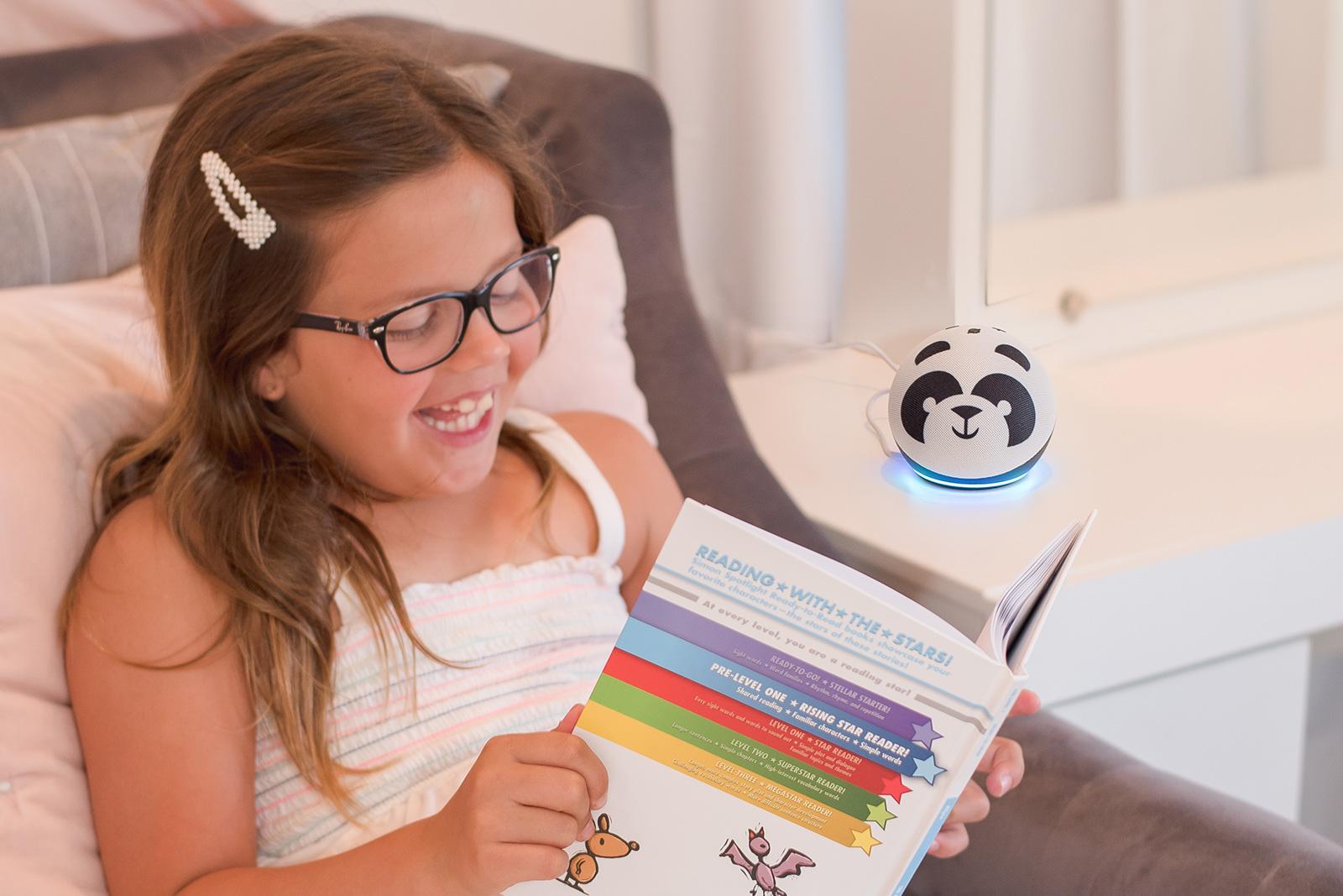 Alexa, çocuklarınızın hikaye okumasına yardımcı olabilir | Engadget
